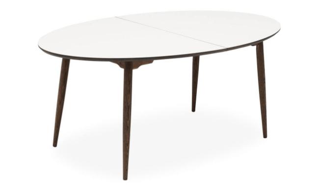 Haslev 7-H spisebord med udtræk