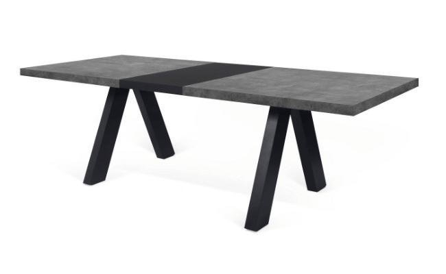 Temahome Apex spisebord med udtræk