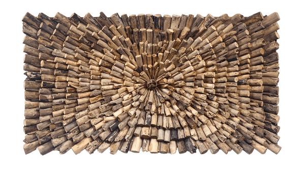 Wall Dekoration – Vægdekoration i træ