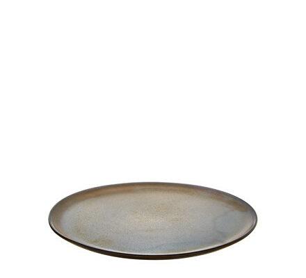 AIDA RAW desserttallerken O20 cm brun metallic