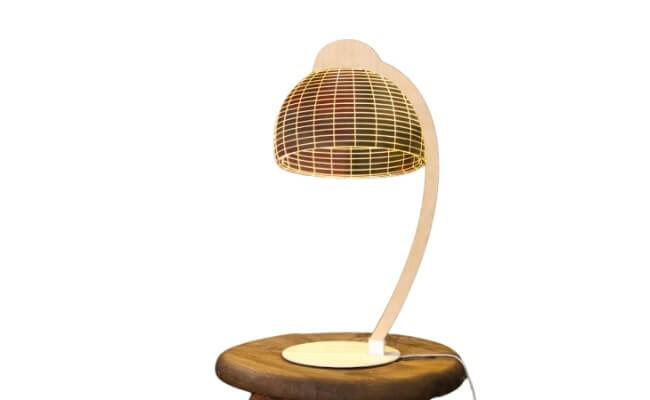 Studio Cheha Bulbing Dome Lamp