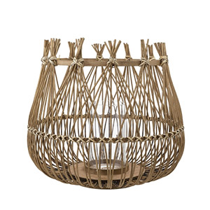 Bloomingville Lanterne i Bambus