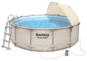 Power Steel Pool fra Bestway, ba (1)