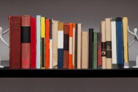 Stilfulde bogstøtter