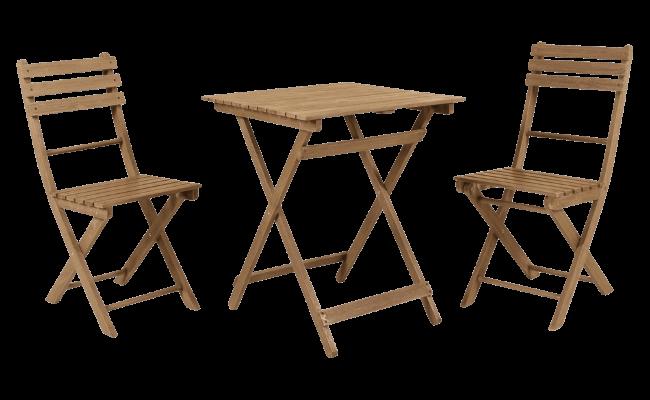 Brafab Cafésæt Bruton altanmøbler