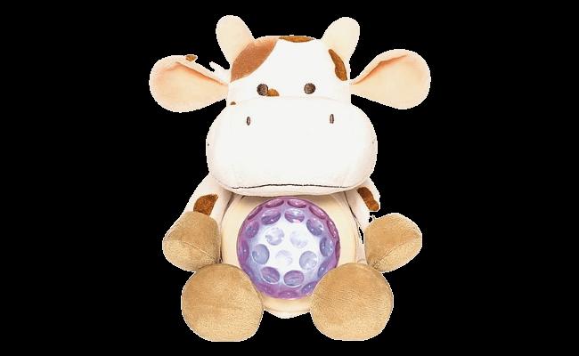 Teddykompaniet Djinglisar Ko 23 cm Natlampe