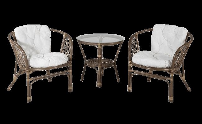 Venture Design Wera café sæt altanmøbler